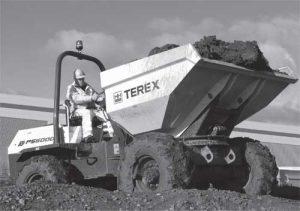 6 tonne dumper truck hire ludlow