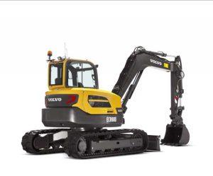 9 tonne excavator hire